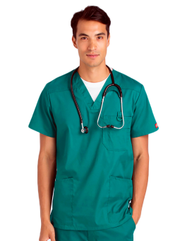Pijama Cirurgico Scrub Blusa Masculina Premium